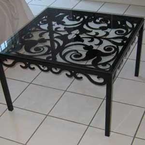 Мебель плазменная резка